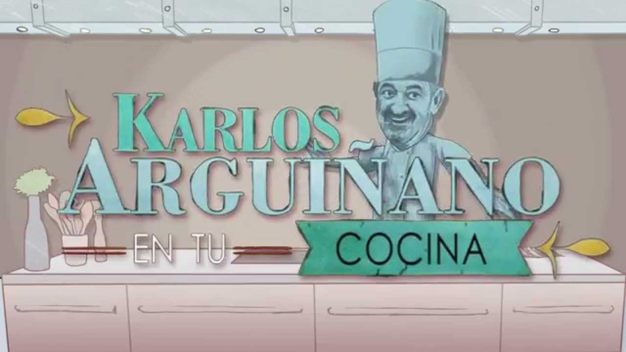 39 karlos argui ano en tu cocina 39 fan made opening youtube