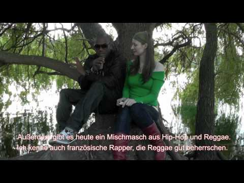 Interview LORD KOSSITY Summerjam 2012 (French with German subs)