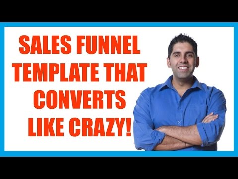 Sales Funnel Template That Converts Any Offer Like Crazy