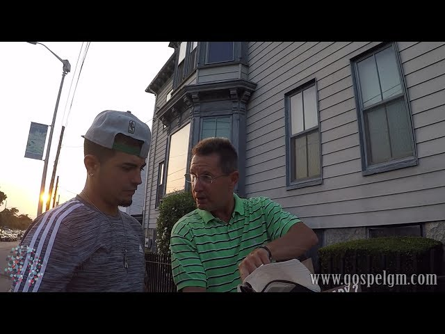 Gospel of God Ministries- Evangelism Minute Episode 25 (You Said Not Everyone Is Going  To Heaven)