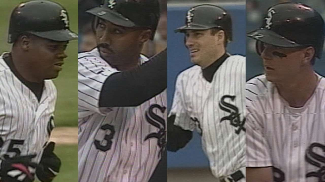 White Sox show Twins they can slug, too, hit three homers in one ...