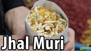 jhal muri recipe in bangla