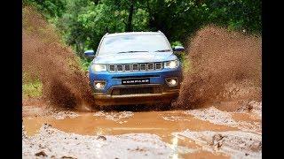 Jeep Compass Test Drive   2017 jeep compass   jeep compass longitude   jeep compass off roading