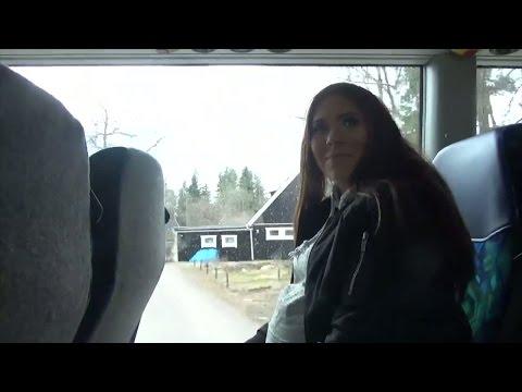 Linn Bergs lillasyster 14 år och snart mamma - Unga föräldrar (TV4)