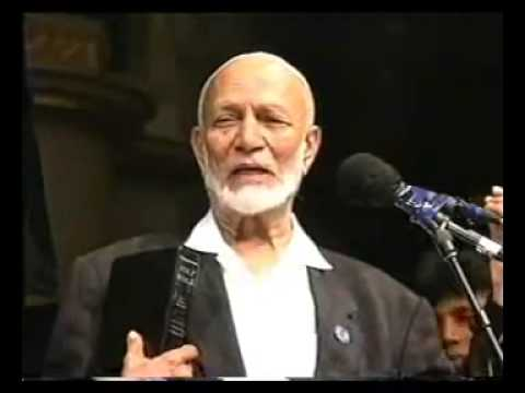 """What makes Good Friday """"Good"""" by late sheikh Ahmed deedat in Sidney"""