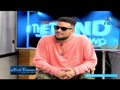 #theTrend:  South African Rapper AKA on what keeps him grounded despite his success