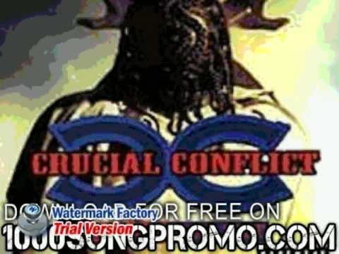 crucial conflict - Roll Somethin - Good Side Bad Side