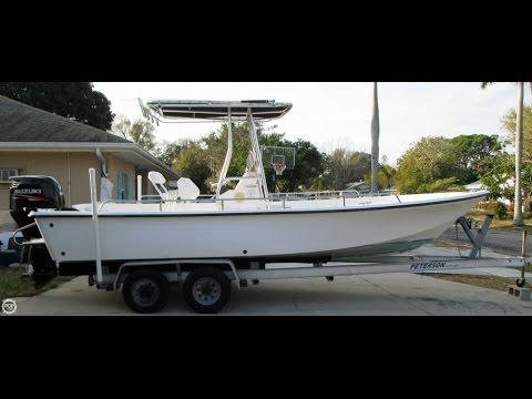 [UNAVAILABLE] Used 2000 Sea Pro SV2300 CC In Bradenton, Florida