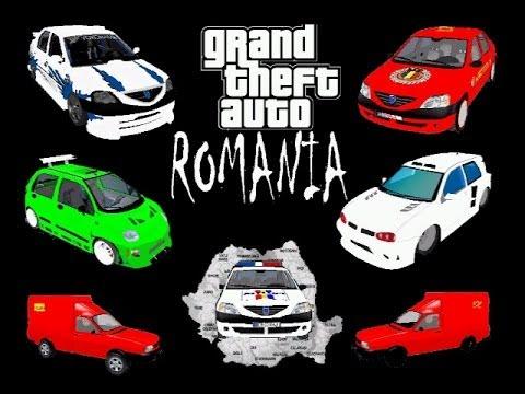 Prezentare GTA Romania 2