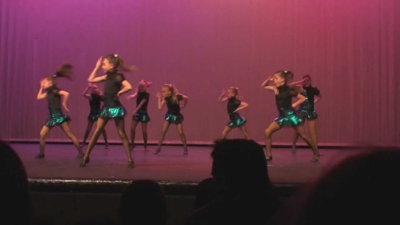 The Dance Factory 2012 - Ruby Blue (The Christmas Box House ...