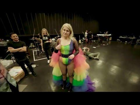 Meghan Trainor - LA Pride 2019 (BTS)