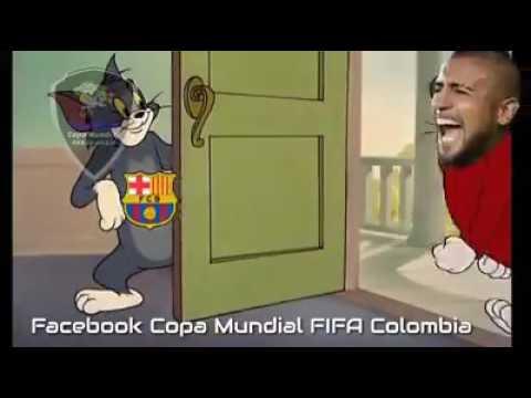 Real Madrid troll Barcelona & Bayern