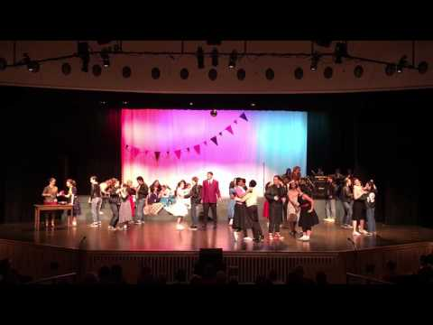Grease Act Two (South High School Minneapolis)