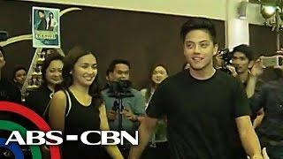 Tv Patrol: Kathryn, Hindi Ibinigay Ang Birthday Wish Ni Daniel