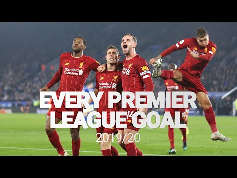 🏆The goals that won the title   Every Premier League Goal 2019/20 - REUPLOAD
