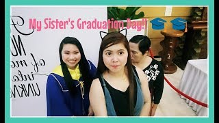 UPHSL (BINAN) 41st Commencement Exercise | My Sister's Graduation | Daily Vlog | MHYLES E.