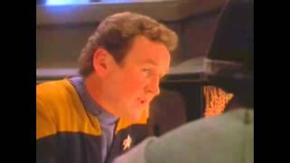 Star Trek DS9 - Chief O'Brien on Having a Backup