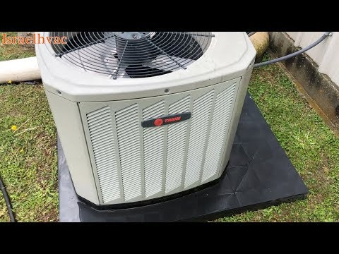 HVAC | Trane With a LG Compressor??