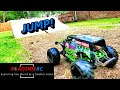 Jump Session | Axial SMT10 RC Monster Truck!