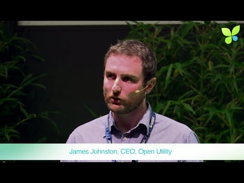 ECO13 London: James Johnston Open Utility