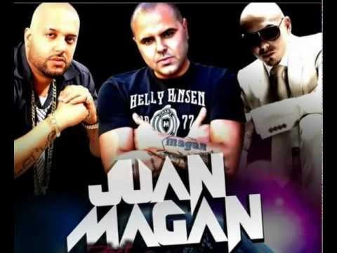 Juan Magan Feat. Pitbull Y El Cata - Bailando Por El Mundo  (Dj VeRa)