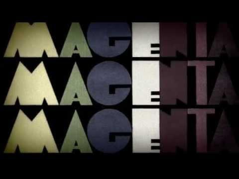 Magenta / Mens wat wil je meer