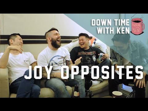 Joy Opposites On Their New Endeavour  - Down Time With Ken (Eng Subs)