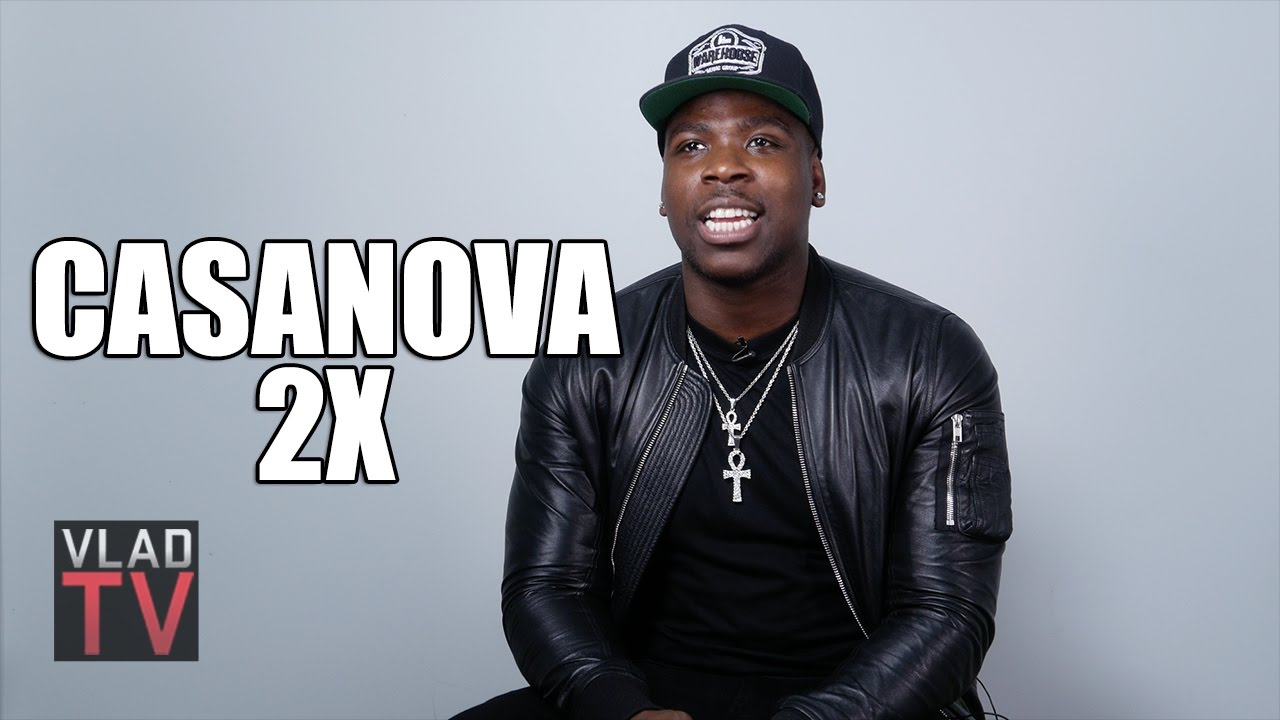 Casanova 2X Speaks on Stabbing 12 Inmates, Beating Cellmates and Doing 7.5 Years