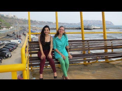 Mi suegra conoce Miraflores - Larcomar | Venezolanos en Perú