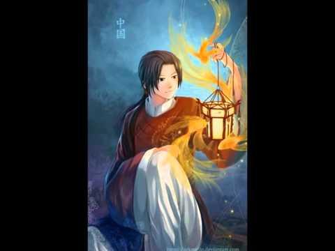 APH - China - Mulan OST - Short Hair