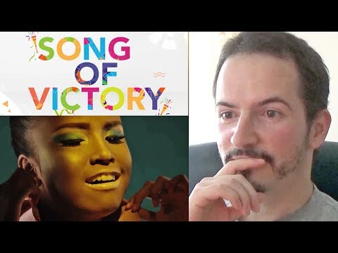 SONG OF VICTORY - Asian Para Games 2018 Official Theme-Song REACTION + REVIEW