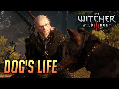 the-witcher-3-►-a-dog's-life