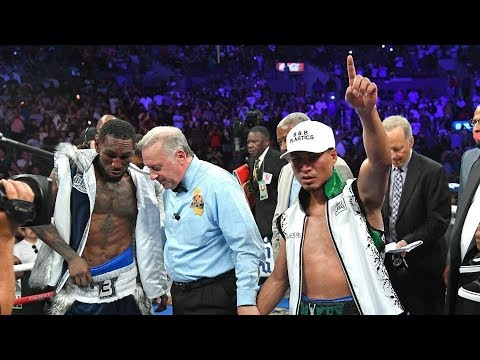 The Boxing Genius Views on the Fight between Mikey Garcia vs Robert Easter Jr