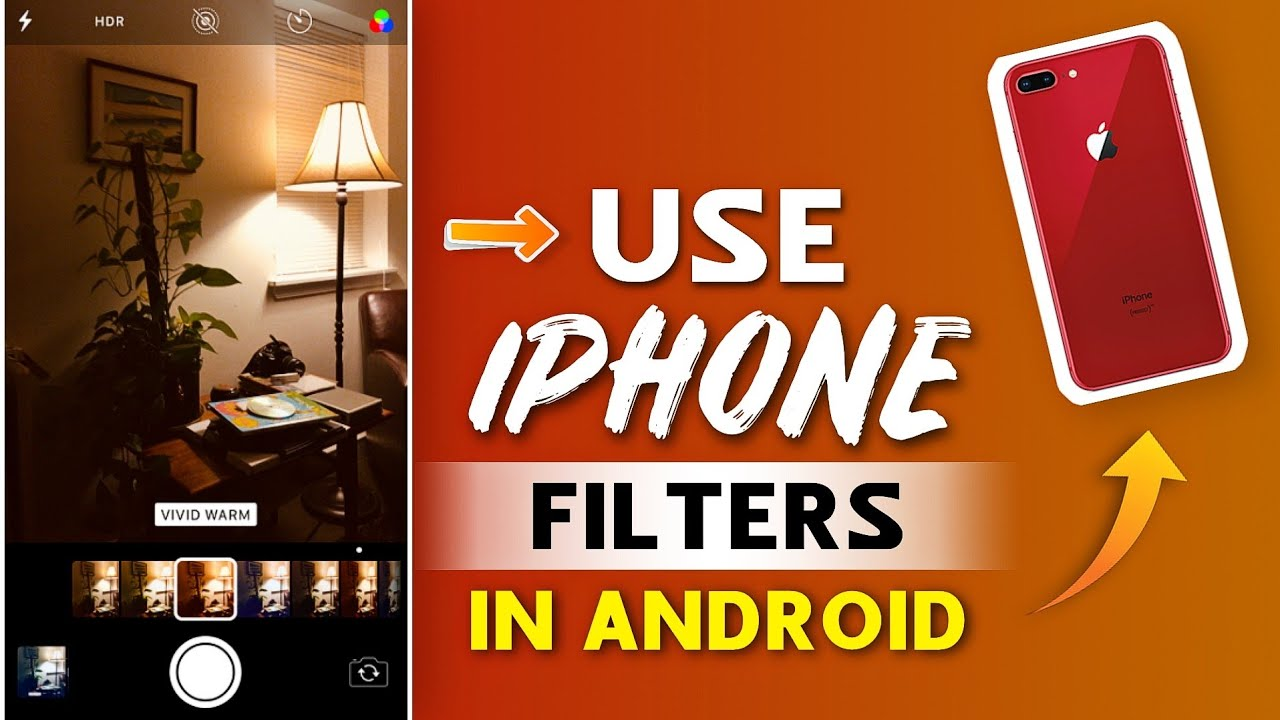 How To Get iPhone Filters in Android 🔥 100% Working!