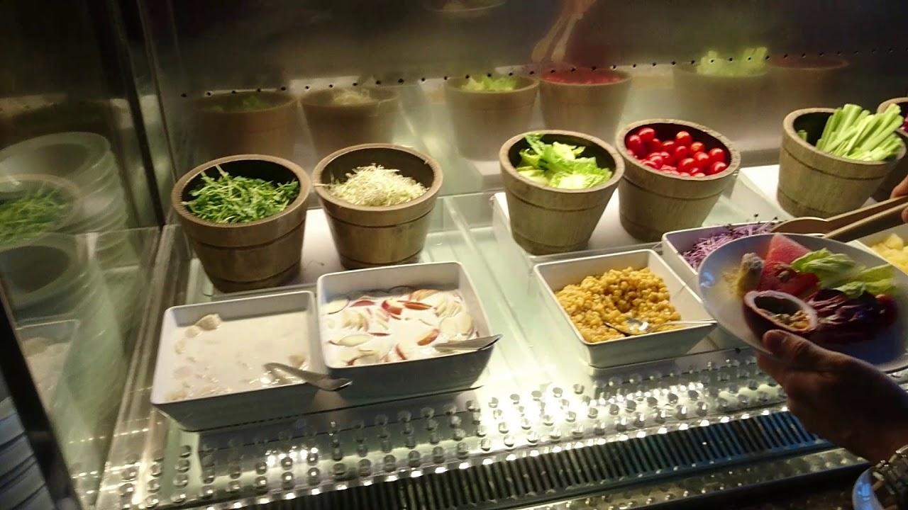 國賓大飯店 早餐BAR - YouTube