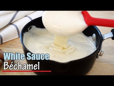 How to make a good pasta cream sauce with milk and butter