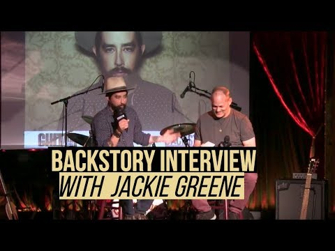 BackStory Presents: Jackie Greene live from The Cutting Room