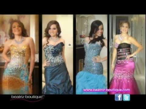 01bb5c344c Beatriz Boutique™ con lo Último en moda.mov - YouTube