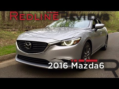 2016 Mazda Mazda6 Redline Review