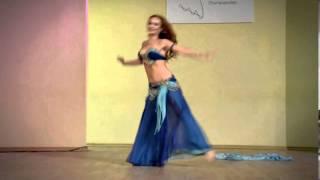 Marta Nowicka II winner Eastern European Oriental Championship Thumbnail