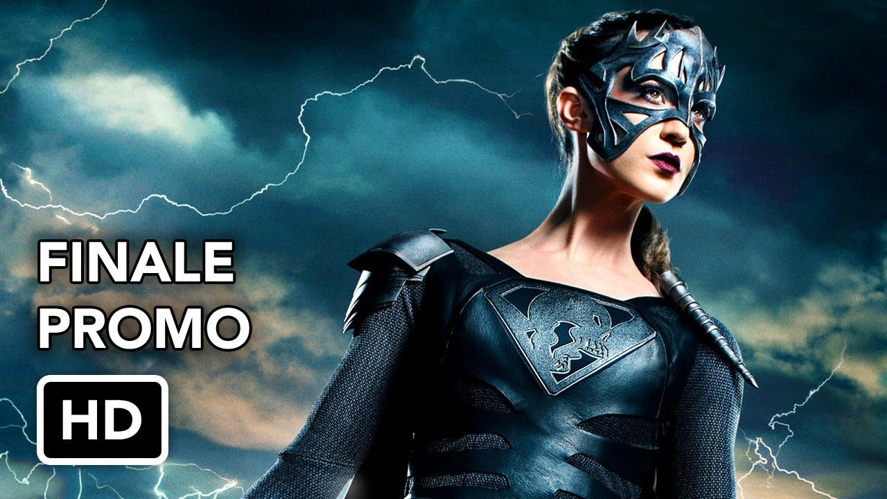 MOS 49 - S3E08 - Overgirl - Crisis on Earth-X Part 1