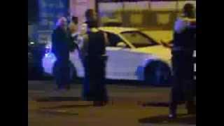 Metropolitan police officer gets assaulted in Ealing