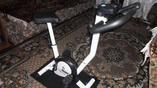 Разобрал велотренажер Oskar (механический)