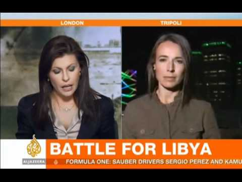 Latest News from inside Libya (Aljazeera English, Mar 27, 2011)