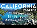 How to Road Trip California - Top 10 Things to Do