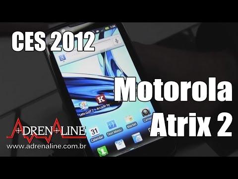 Hands-on do Motorola Atrix 2