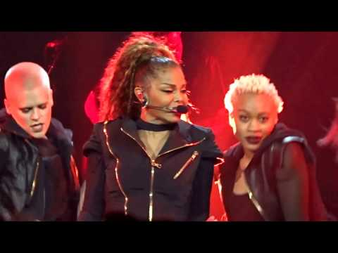 JANET JACKSON - IF (Live)  - STATE OF THE WORLD TOUR - LAFAYETTE, LA 9/7/2017