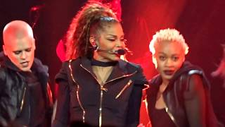 Download JANET JACKSON - IF (Live)  - STATE OF THE WORLD TOUR - LAFAYETTE, LA 9/7/2017 Mp3 and Videos