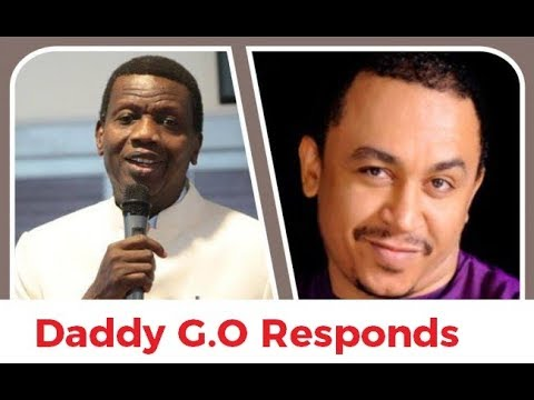 Pst Adeboye Responds to Daddy Freeze's Comment on Tithe