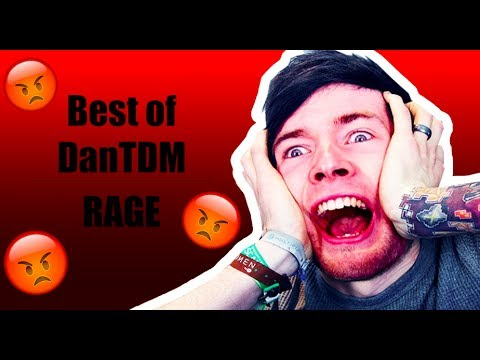 Thumbnail: Best of DanTDM - RAGE